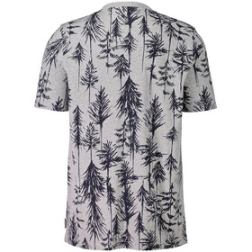 Maloja BistgaunM. Camiseta Hombre, mountain lake trees